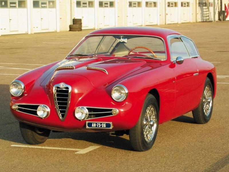 Alfa Romeo 1900 CSS Z
