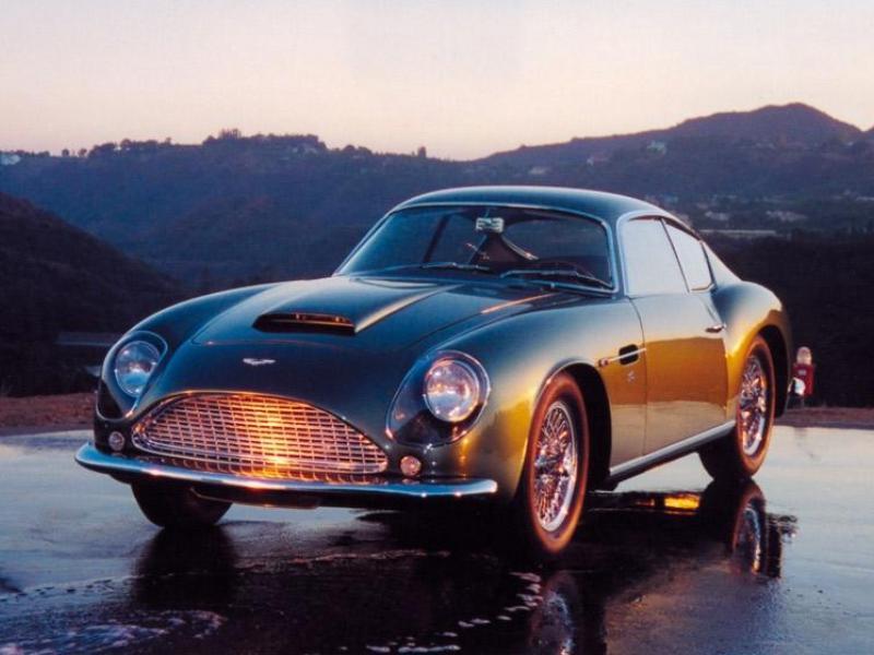 Aston Martin DB 4GT Zagato