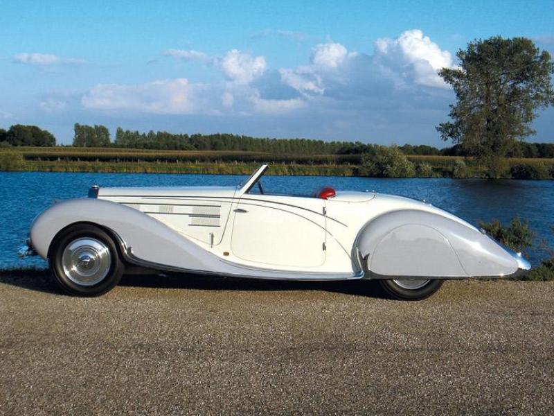 Bugatti Type 57C