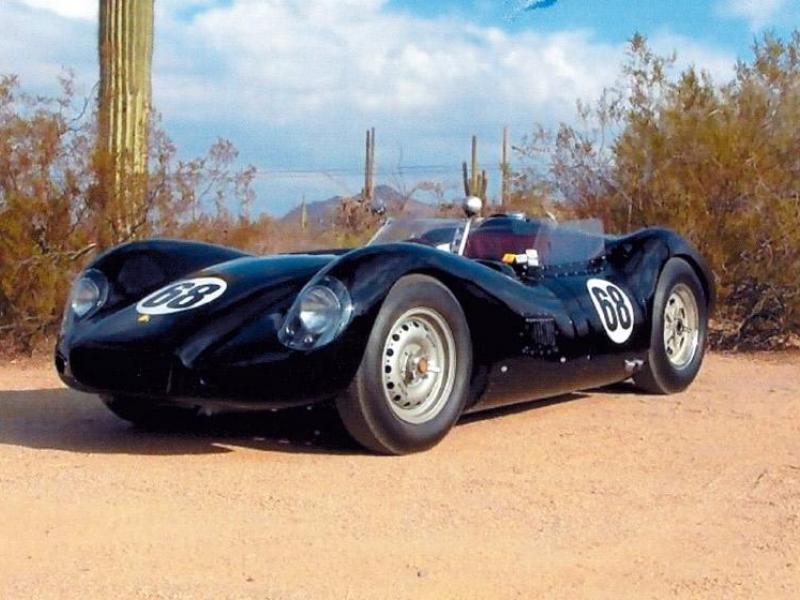 Lister Ltd. Lister Jaguar