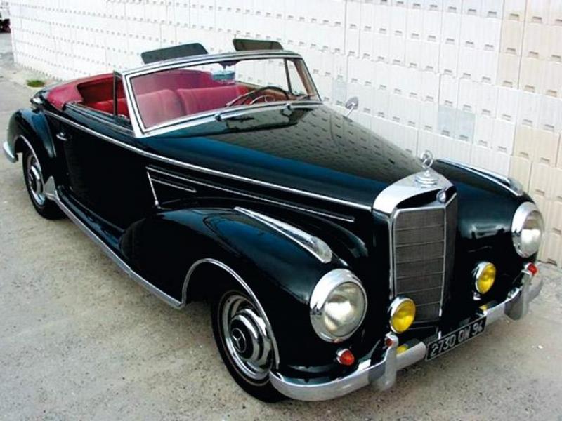 Mercedes-Benz 300 Sc