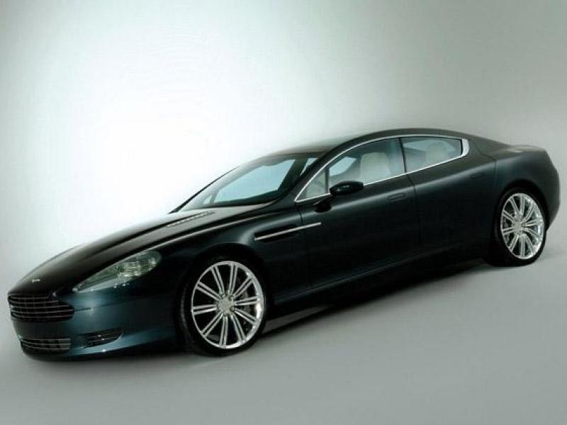 Aston Martin DB9 Rapide