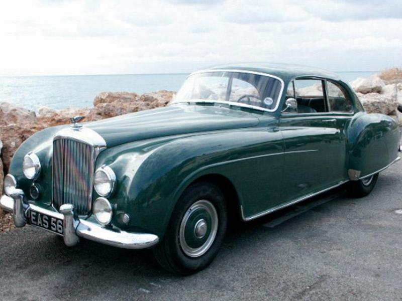 Bentley R Type Continental