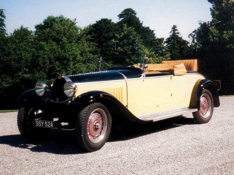 Bugatti 46