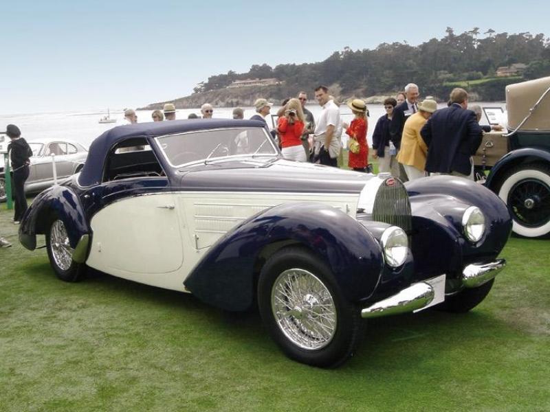Bugatti 57