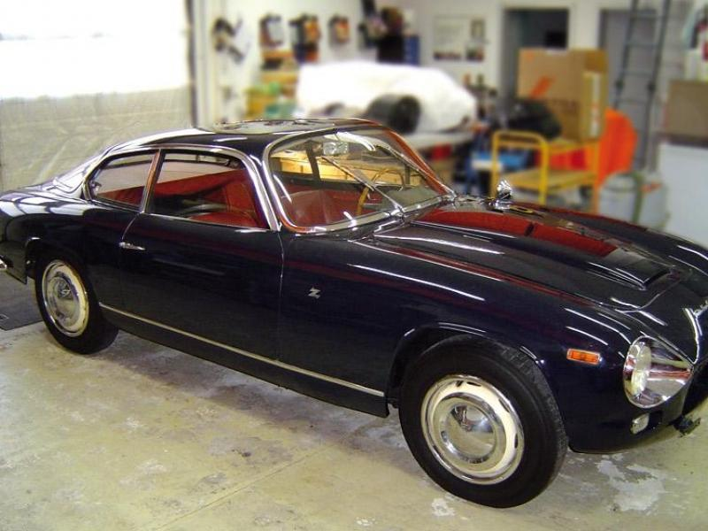 Lancia Flaminia Supersport