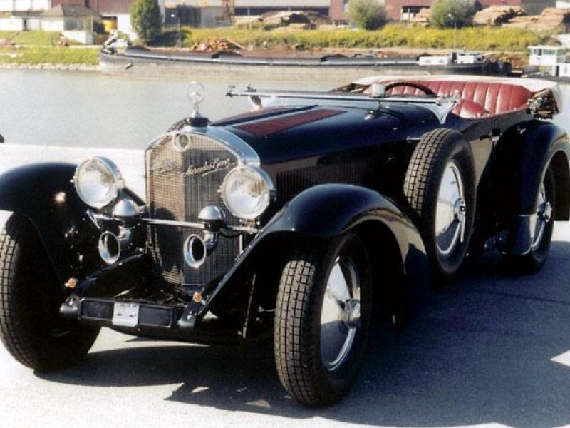 Mercedes-Benz 700 SS