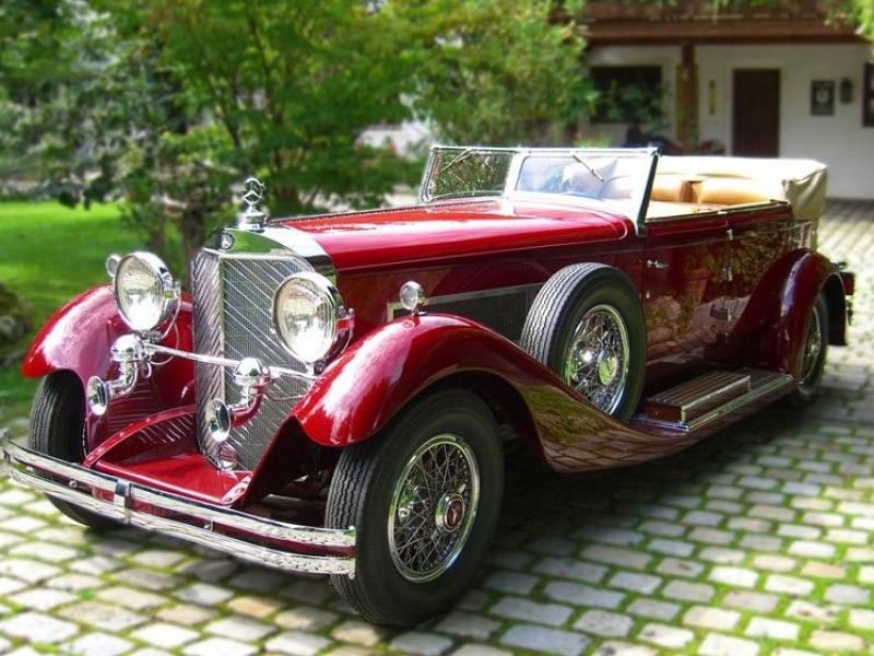 Mercedes-Benz 770 K Grosser
