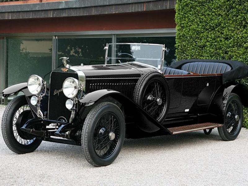 Hispano-Suiza H6