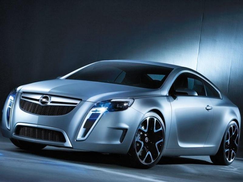 Opel GTC