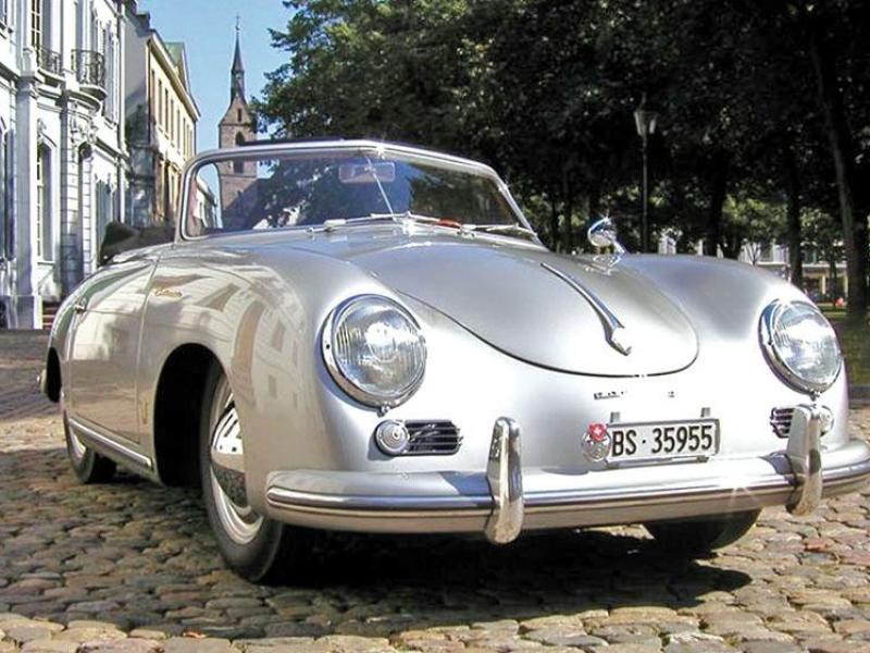 Porsche 356 Continental 1500 Super