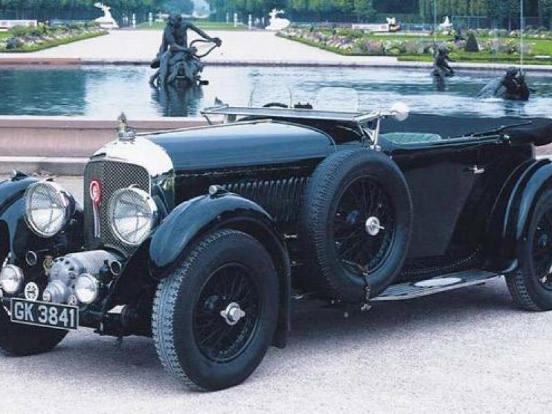 Bentley 4 1/2 Litre Supercharged