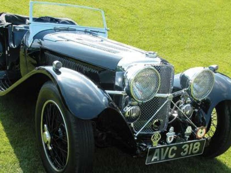 S.S. Cars Ltd. SS 90