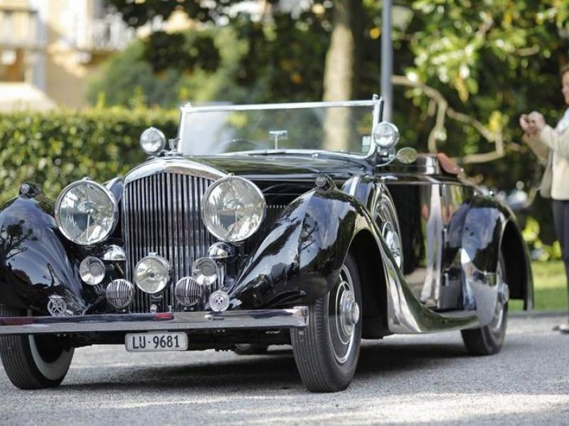 Bentley 4 1/4 Litre