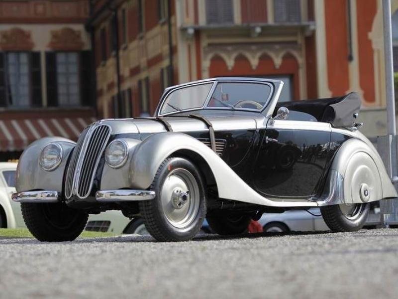 BMW 328 - Roadster