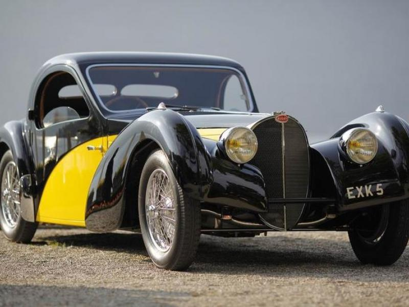 Bugatti 57S