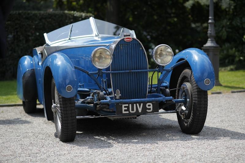 Bugatti 57 TT