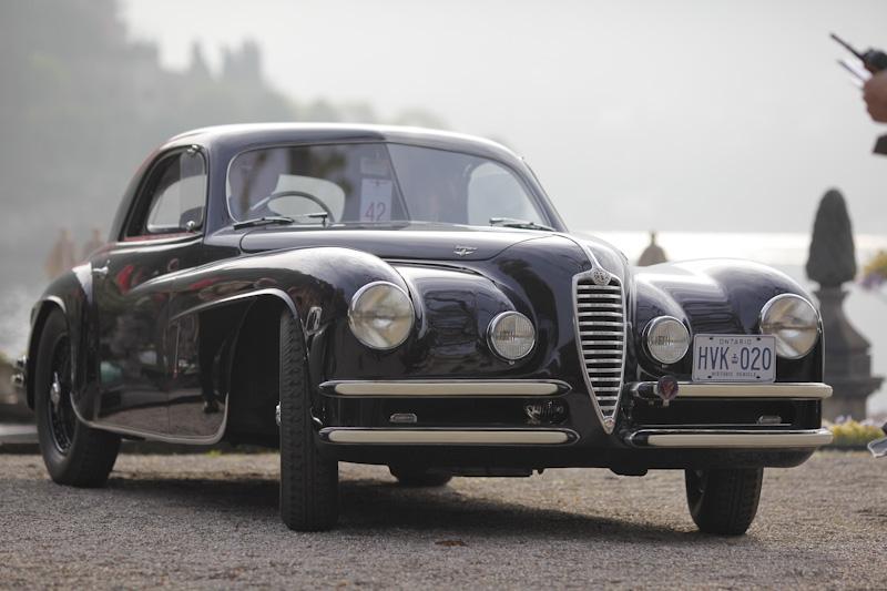 Alfa Romeo 6C 2500 SS