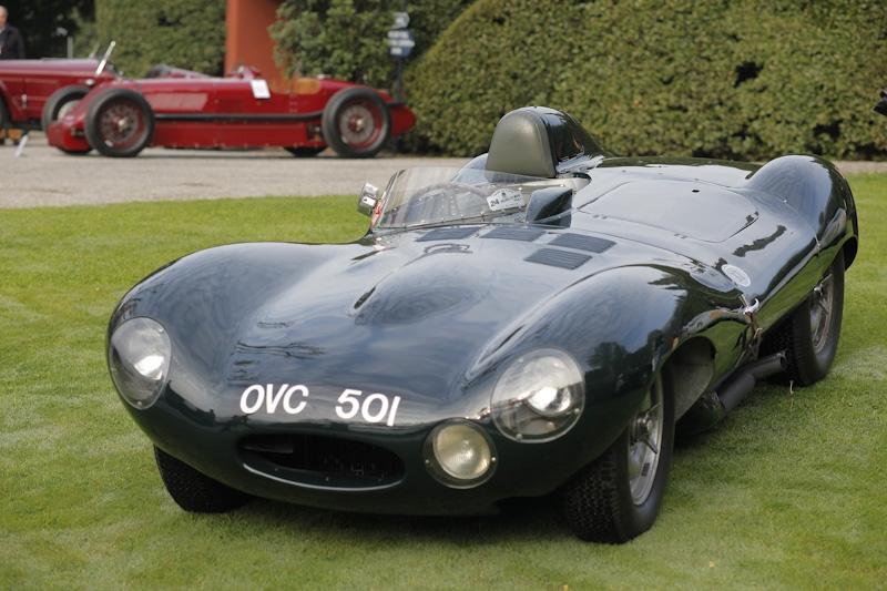 Jaguar D-Type Prototype