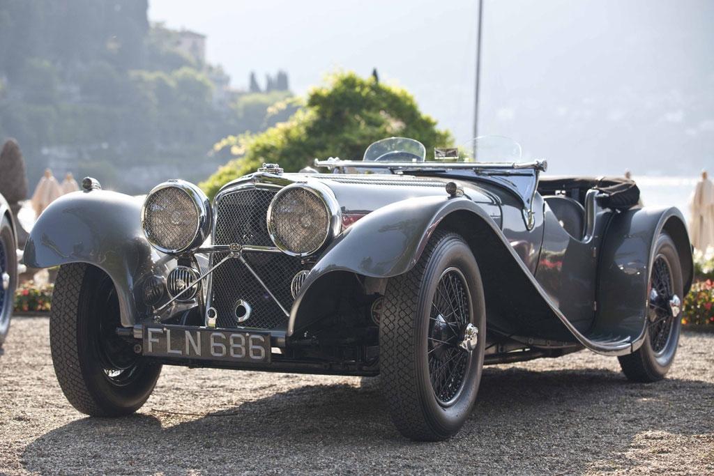 S.S. Cars Ltd. SS 100 Jaguar