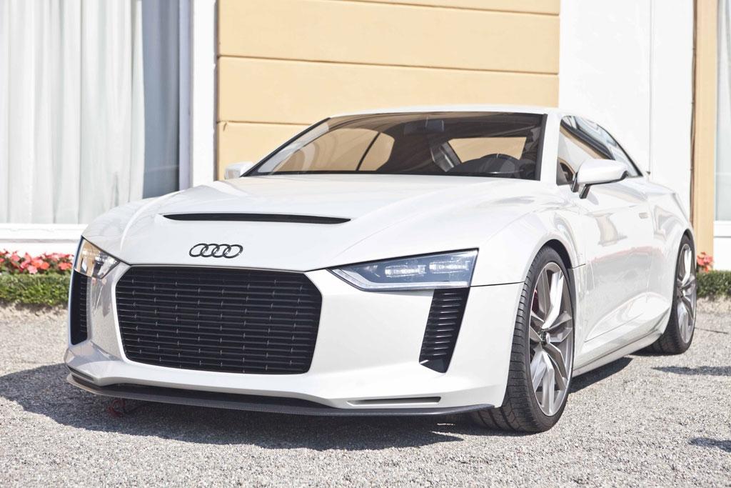 Audi Audi Quattro Concept