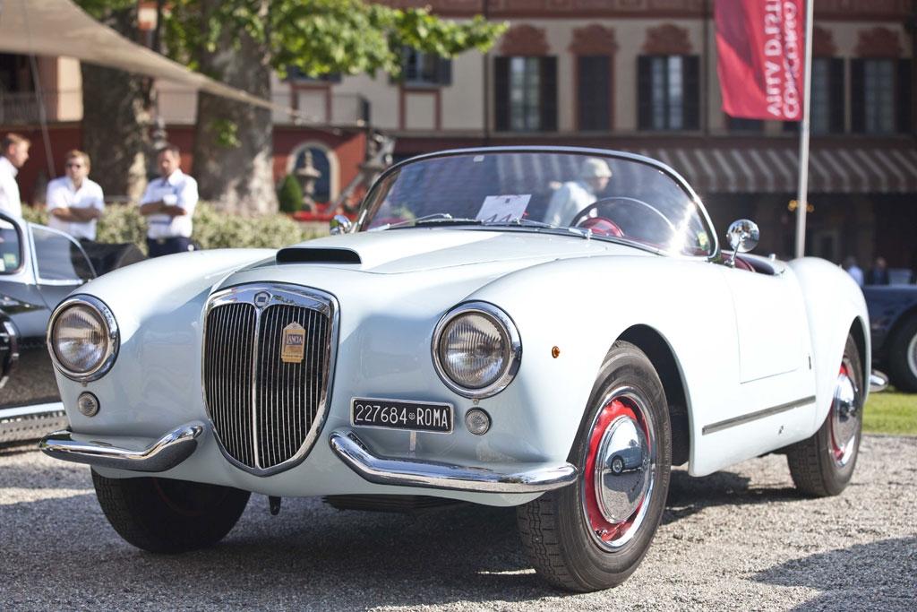 Lancia Aurelia B24 S 'America'