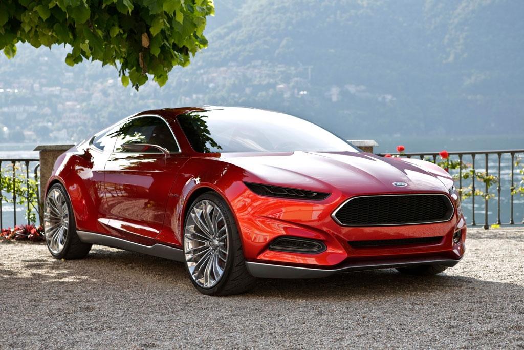 Ford Motor Company EVOS Concept
