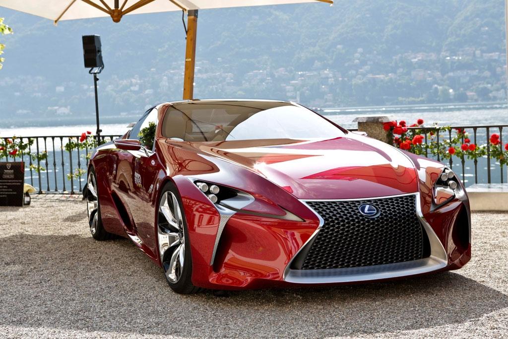 Toyota Motor Corp. LF-LC