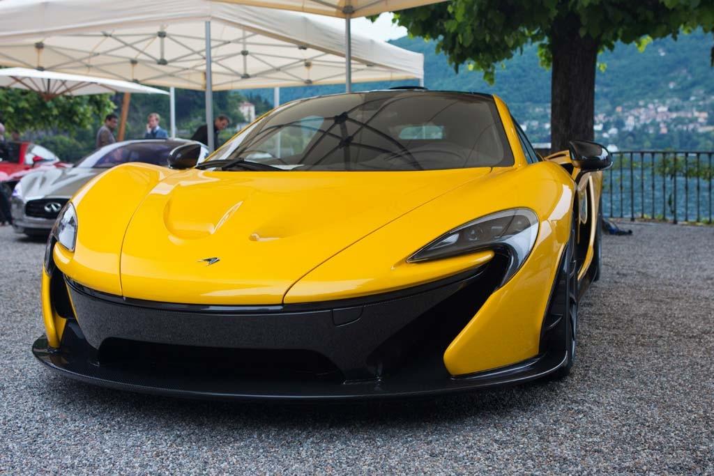 McLaren Automotive McLaren P1