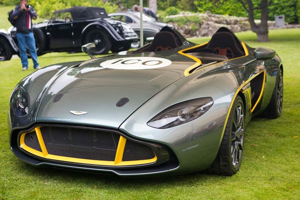 Aston Martin Lagonda Aston Martin CC100