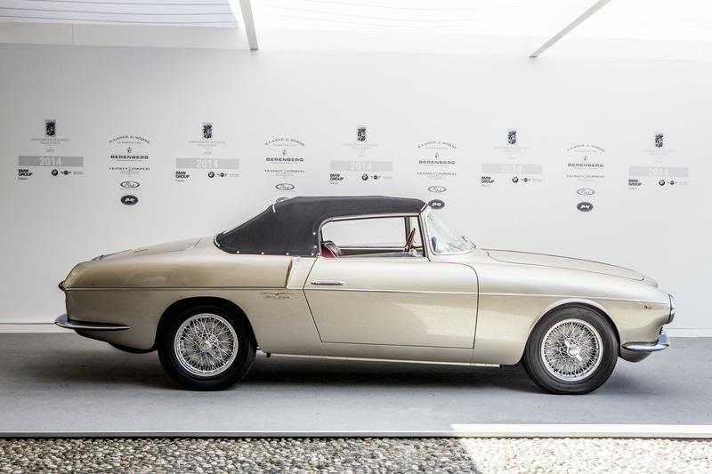 Alfa Romeo 1900 C SS