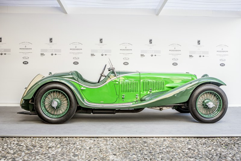 Maserati V4 Sport