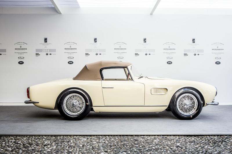 Maserati 150 GT Prototype
