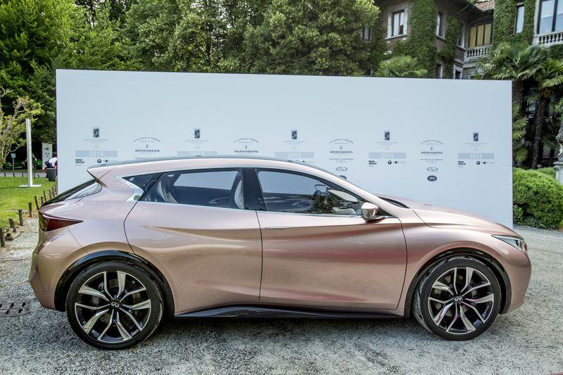 Infiniti Motor Company / Nissan Motor Corporation Infiniti Q30 Concept Crossover