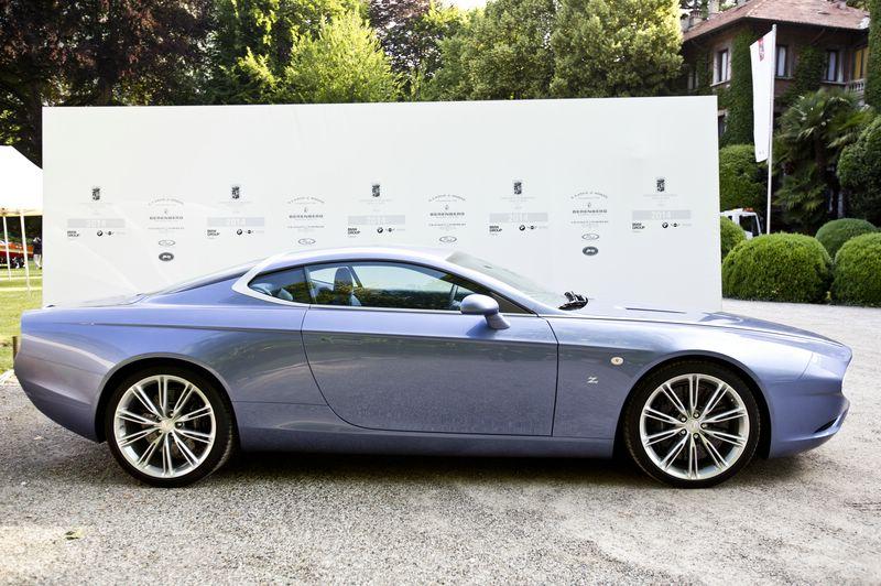 Zagato Aston Martin DBS Zagato Centennial