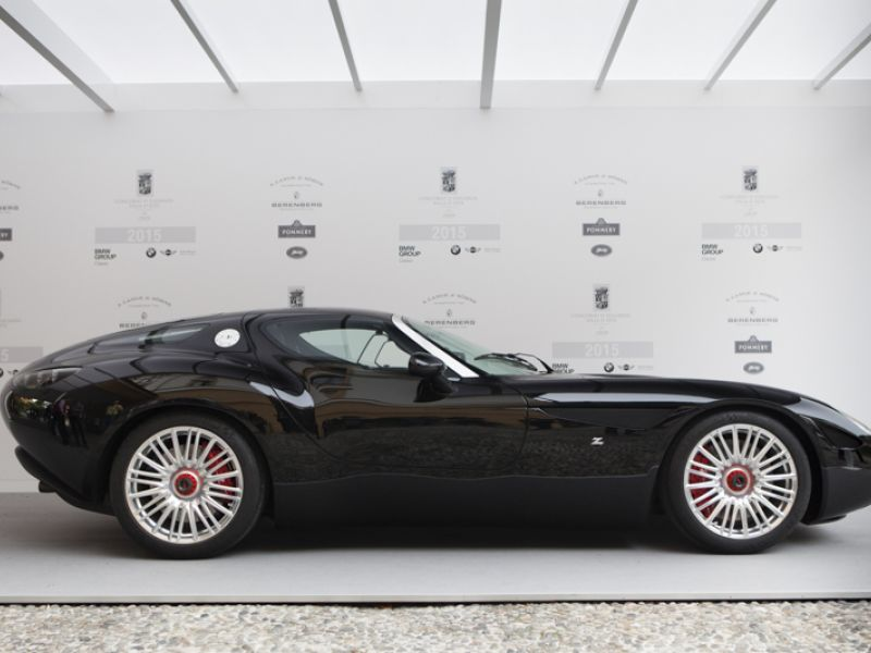"Zagato ""Mostro"" powered by Maserati"