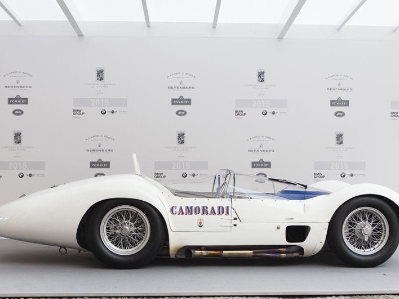 Maserati 60/61 Birdcage
