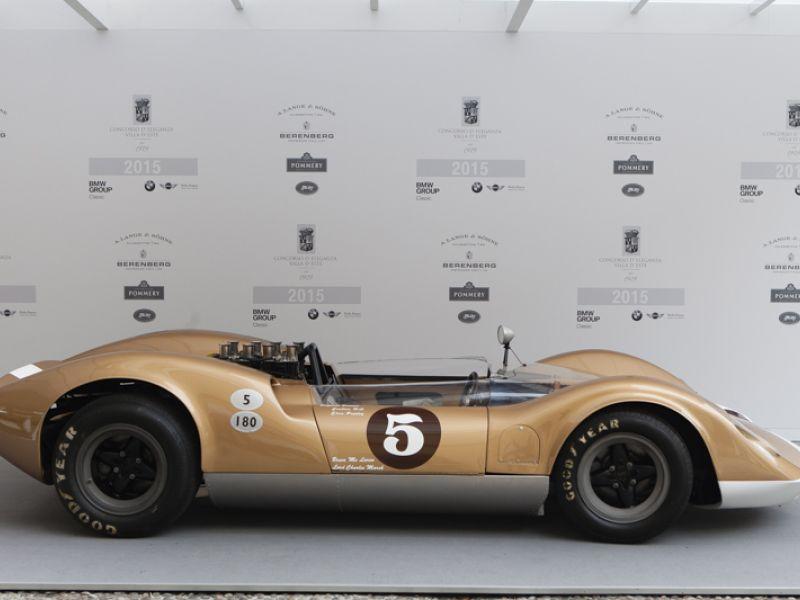 McLaren Automotive M1-A