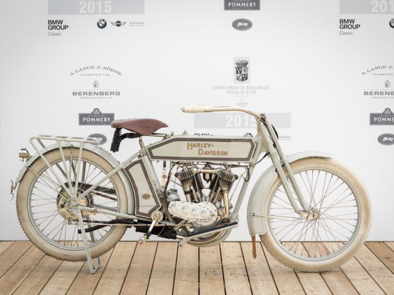 Harley-Davidson Model 10-E