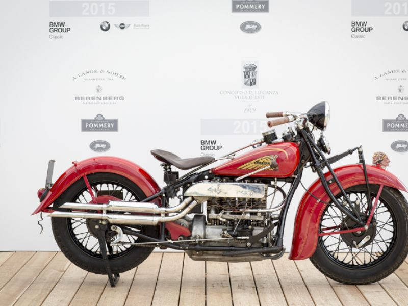 Indian Four 436