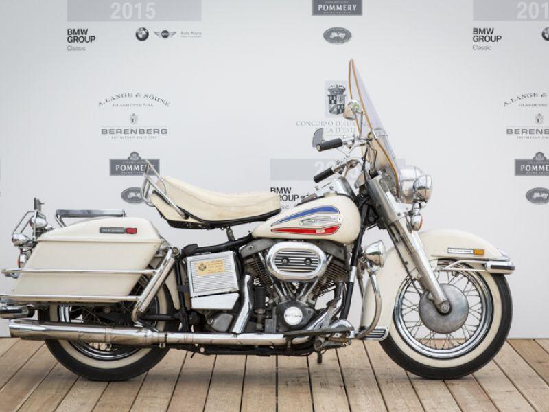 Harley-Davidson FLH Electra Glide