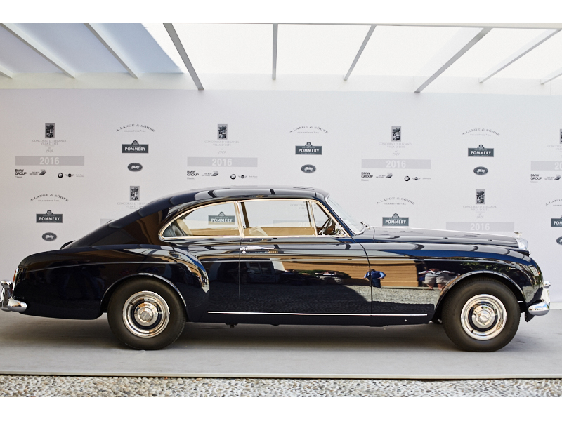 Bentley S2 Continental Fastback