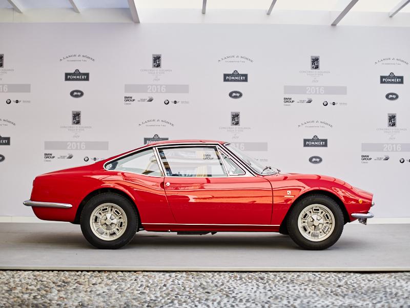 Fiat Moretti 850 Sportiva SS