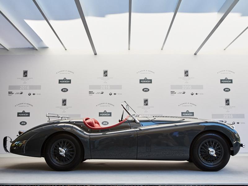 Jaguar XK 120