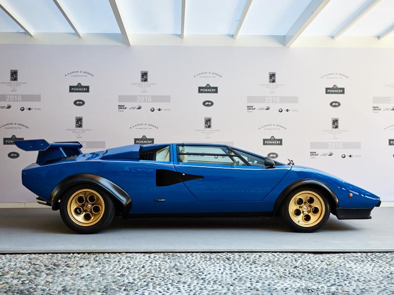 "Lamborghini LP 400 Countach ""Walter Wolf"""