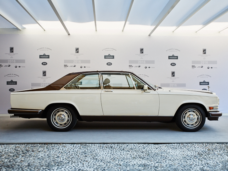 Rolls-Royce Camargue Beau Rivage