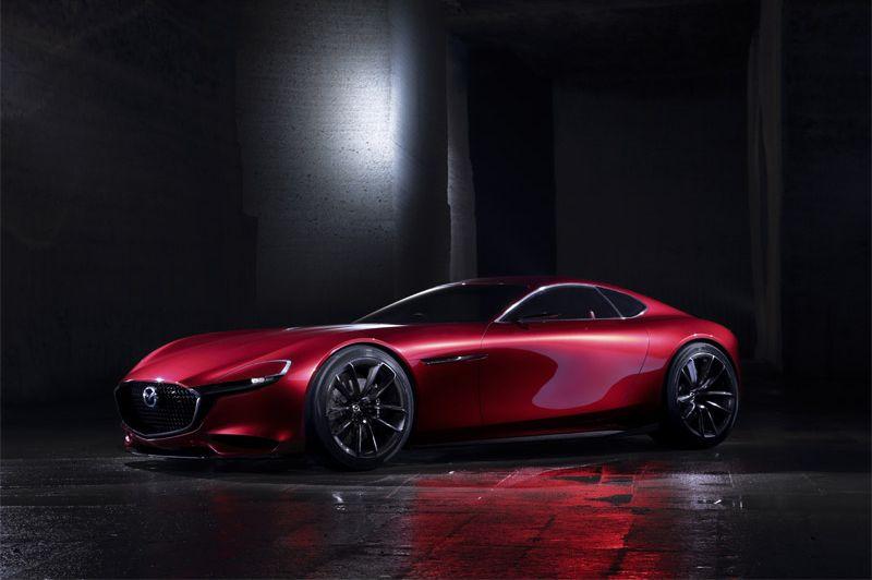 Mazda Motor RX Vision