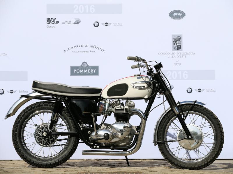 Triumph T120C TT-Special