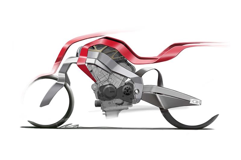 Aprilia XSV 4 Concept