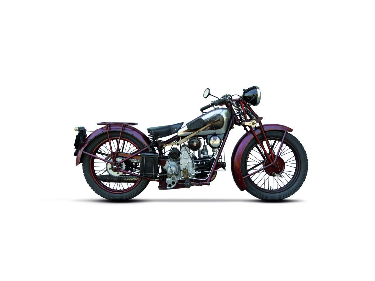 Moto Guzzi Sport 15
